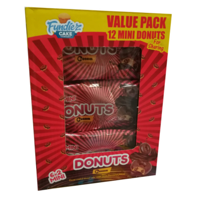 Donuts Cocoa 40G /40501/