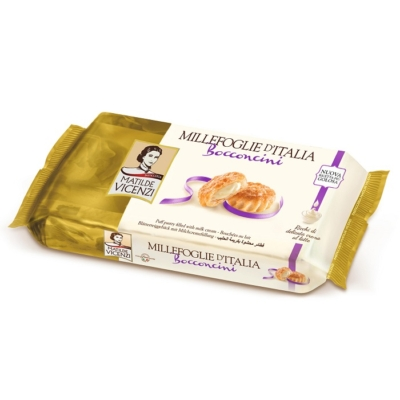 Vicenzi 125G Bocconcini Al Latte VICE1005