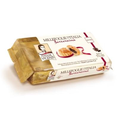 Vicenzi 125G Bocconcini Cioccolato VICE1004