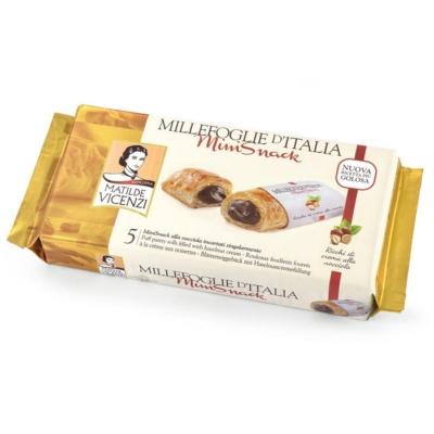 Vicenzi 125G Mini-Snack Nocciola (5*25G) VICE1006