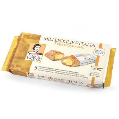 Vicenzi 125G Mini-Snack Crema (5*25G) VICE1007