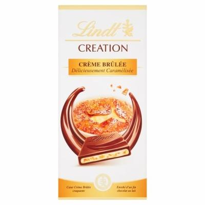 Lindt Creation 150G Créme Brulée (94384) LNTL5018