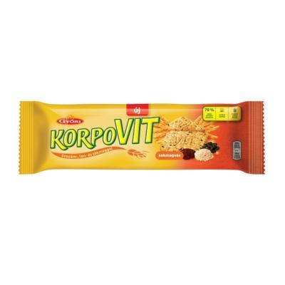 Győri Korpovit sokmagvas keksz 174 g