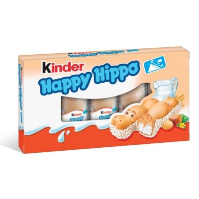 Kinder Happy Hippo 103.5G T5 Hazelnut