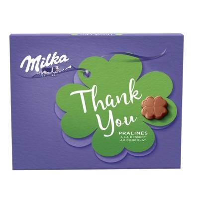Milka Desszert 110G Thank You