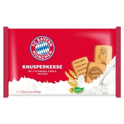 FC Bayern München 720G Knusperkekse  /94059/