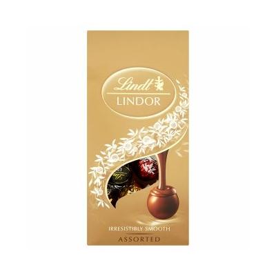 Lindt Lindor csokoládé válogatás 100G