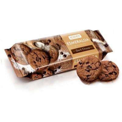 Esmeralda 150G With Cocoa & Pieces Of Glaze Dark Choco