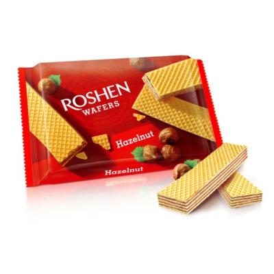 Roshen Wafers 72G Hazelnut