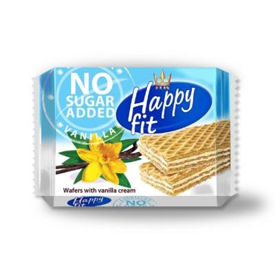 Happy Fit 95G Ostyaszelet Vanília Hozzáadott Cukor Nélkül