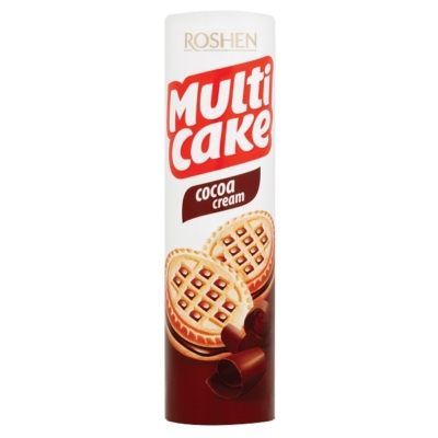 Roshen Multi Cake 180G Kakaó