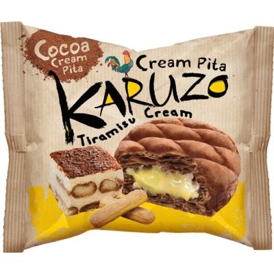 Karuzo 62G Kakaós Pita Tiramisu töltelékkel