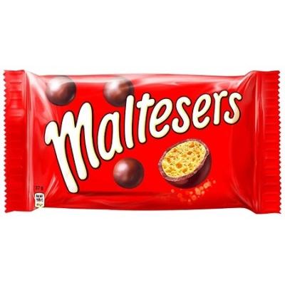 Maltersers földimogyorós drazsé tejcsokoládéban 37 g