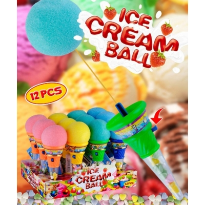 Toy Candy Ice Cream Ball 8G /Helado/ (83)
