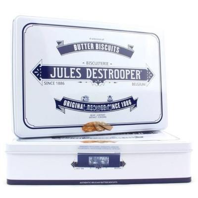 Jules' DeStrooper Retro Fémdoboz 350G  JULE0005