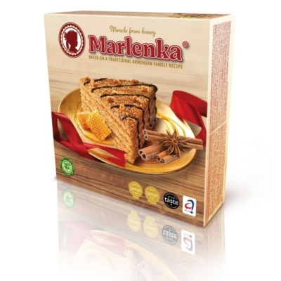 Marlenka 800G Torta Fahéjas