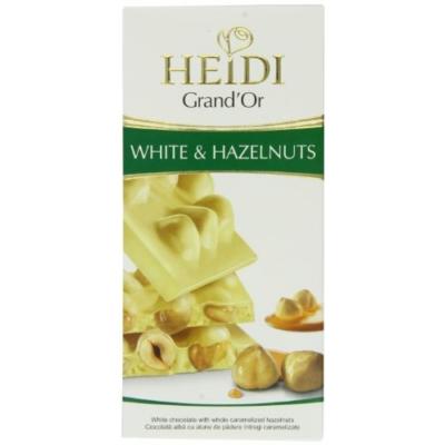 Heidi 100G Grand'Or Hazelnuts Fehér 414050