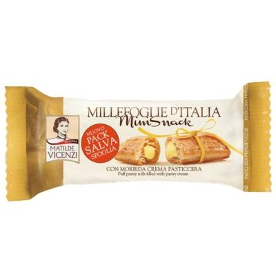 Vicenzi 25G Mini-Snack Crema  VICE1028