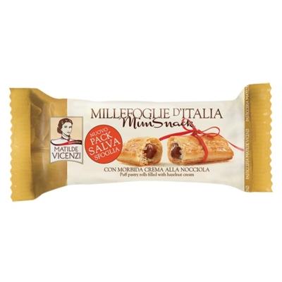 Vicenzi 25G Mini-Snack Nocciola VICE1027