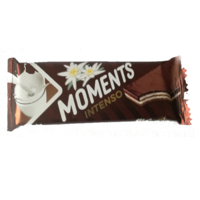 Moments Intenso 40G Tejes