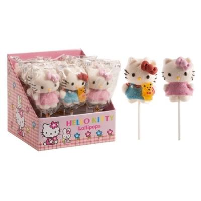 Relkon 45G Hello Kitty Marshmallow Lollipops