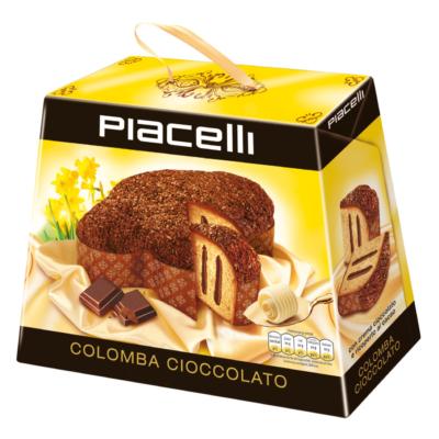 Piacelli 750G Colomba Cioccolato  /88266/