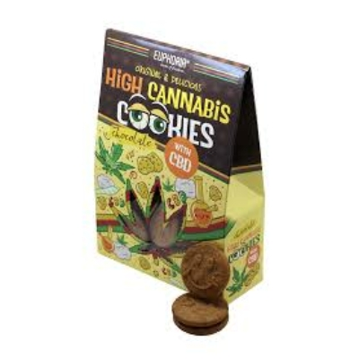 Euphoria High Cannabis 100G Chocolate Cookies /742/