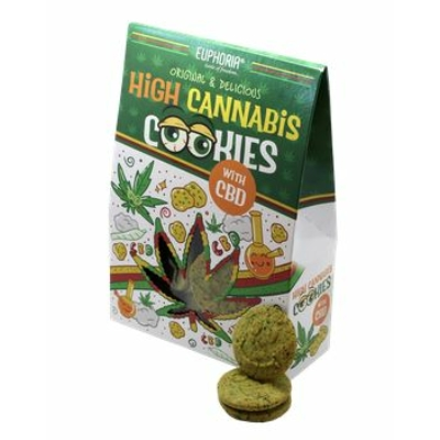 Euphoria High Cannabis 100G Cookies /741/