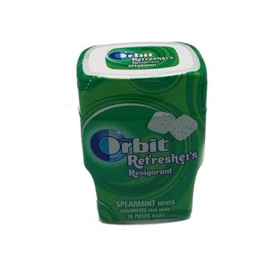 Orbit Refreshers Bottle Spearmint 67G (30db)