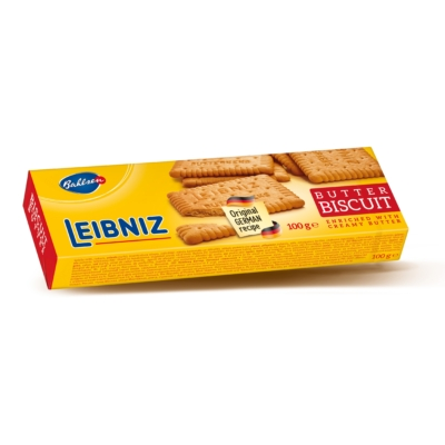 Leibniz 100G Vajas Keksz