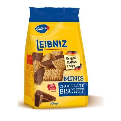 Leibniz 100G Minis Choco