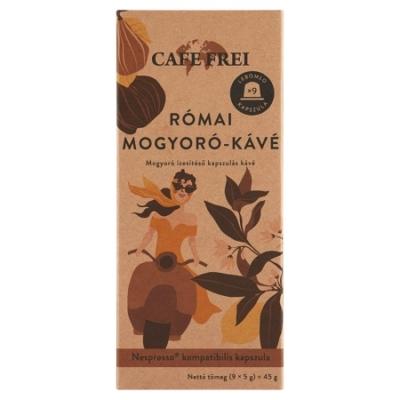 Cafe Frei Kapszula 45G Római-Mogyoró Nesspresso Kompatibilis