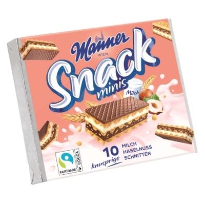 Manner Snack Minis 75G