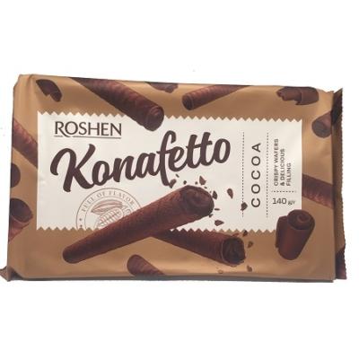 Roshen 140G Konafetto Cocoa Ostyarudak
