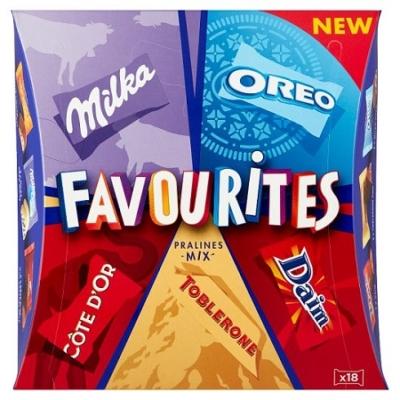Milka 159G Favourites