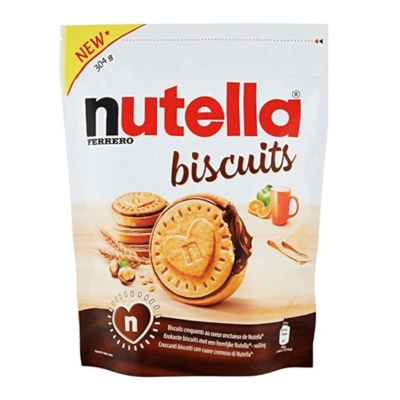 Nutella Biscuits 304G /94567/