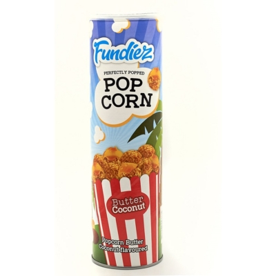 Fundiez 85G Popcorn Coconut