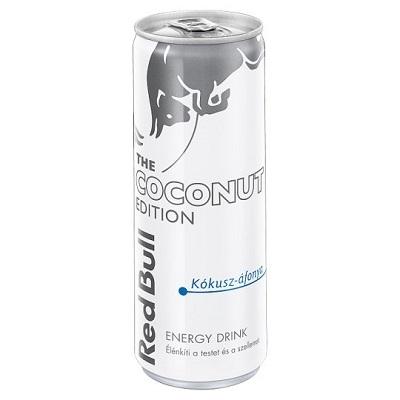 Red Bull Energiaital 250Ml Kókusz Áfonya