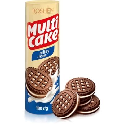 Roshen Multi Cake 180G Milky Cream