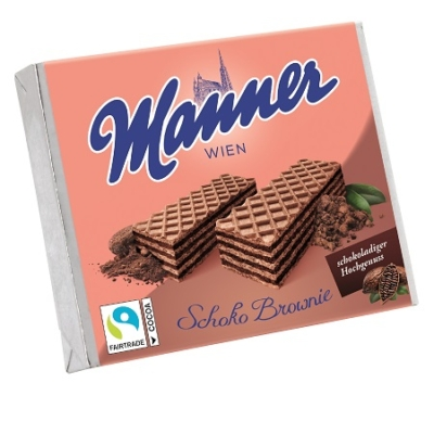 Manner Ostya 75G Brownie