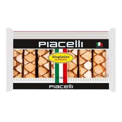 Piacelli 200G Sfogliatine Glassate /85215/