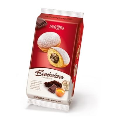 Dal Colle 210G Bombolone Csokis Sütemény