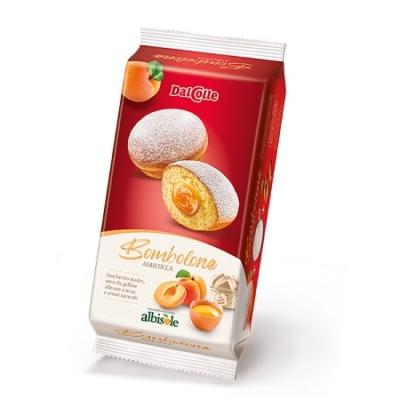 Dal Colle 210G Bombolone Barackos Sütemény