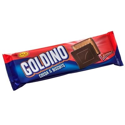 Gold Pack Goldino kakaós keksz 110g