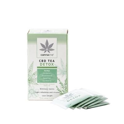 Cannaline 30G CBD Tea Detox