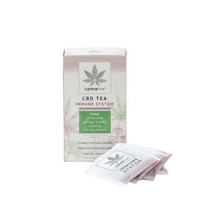 Cannaline 30G CBD Tea Immunity