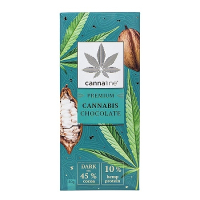 Cannaline 30G Cannabis Chocolate Dark