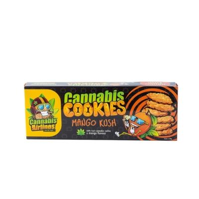 Cannabis 120G Airlines Cannabis Cookies Mango