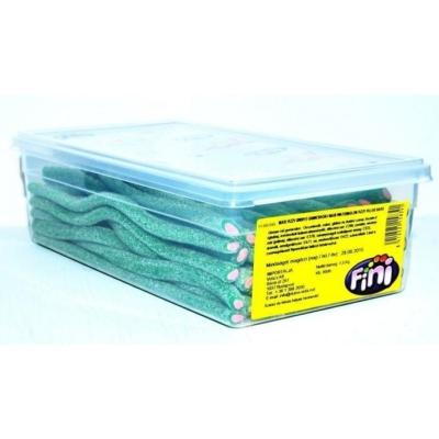 Fini Maxi dinnye ízű savanyú gumicukor rudak 1.5KG