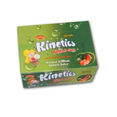 Zümrüt Kinetics Bubble Gum 18G Watermelon